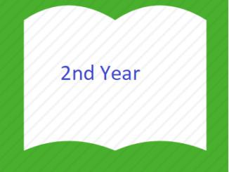 2nd year